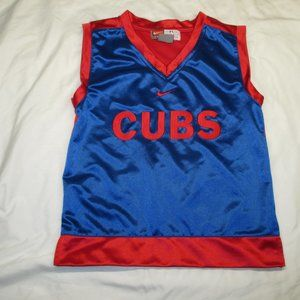 Chicago Cubs Athletic Child Jersey